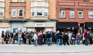 Bernie's Lakewood Office opening, Jan. 2016